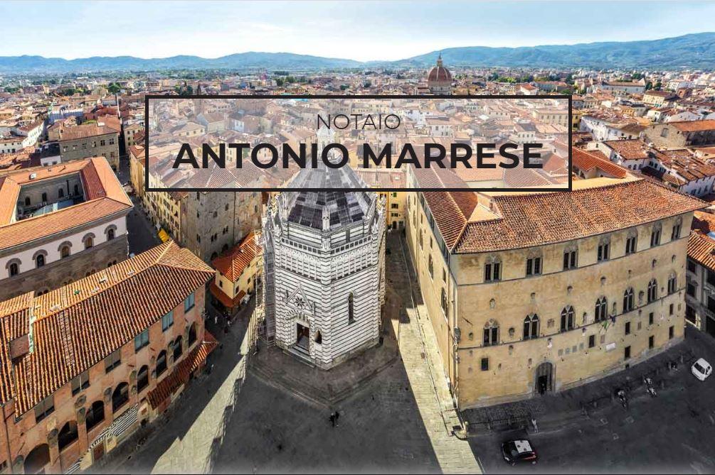 Sviluppo siti professionali Notaio Marrese